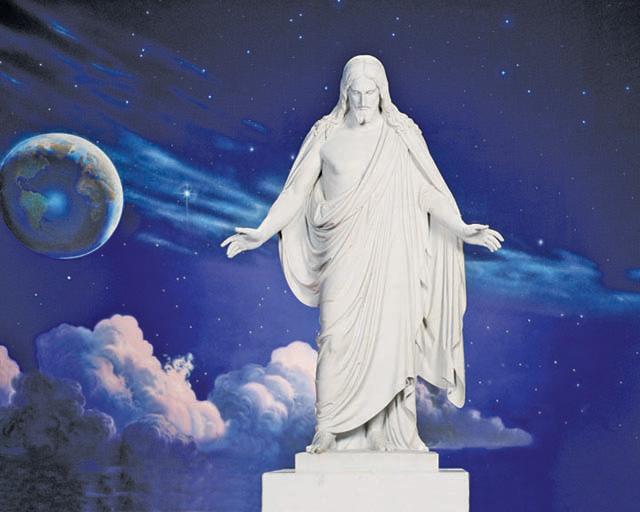 Christus Jesus Christ Mormon
