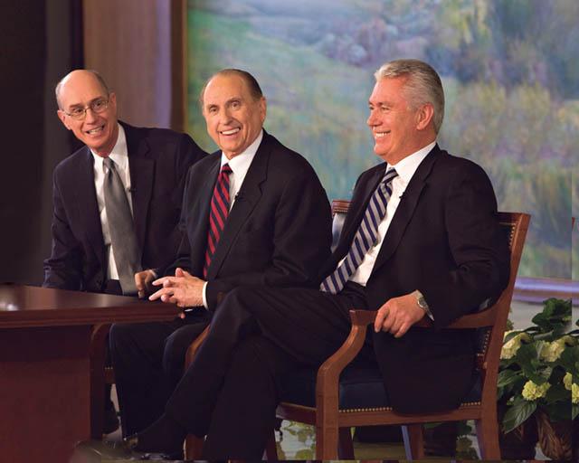 First Presidency Mormon Leaders